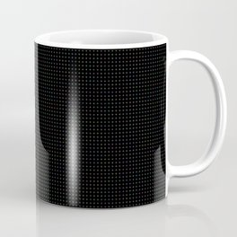 every color 071 - almost black with tiny diamonds Coffee Mug