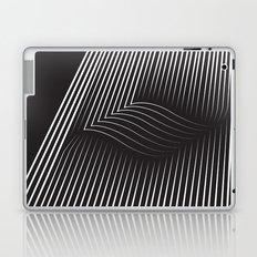 Folded Stripes Laptop & iPad Skin