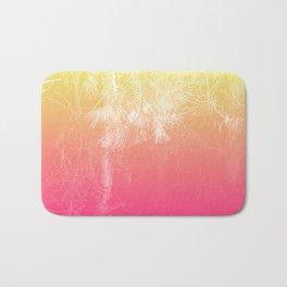 Flaming Forest Bath Mat