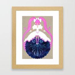 Goddess of Hope Framed Art Print