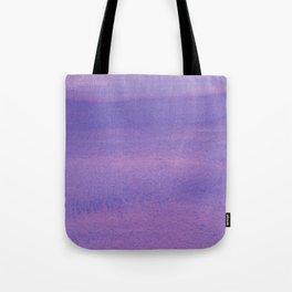 Violet Shades Warm Tote Bag