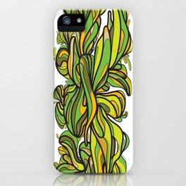 Gro ( color ) iPhone Case