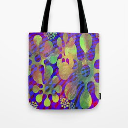 All about peace Tote Bag