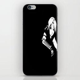FullMetal Alchemist- Edward Elric iPhone Skin