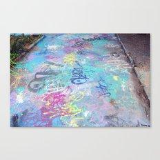 Sol Canvas Print