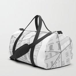 Shapes of Stockholm Duffle Bag