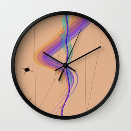 To Infiniti and Beyond Wall Clock