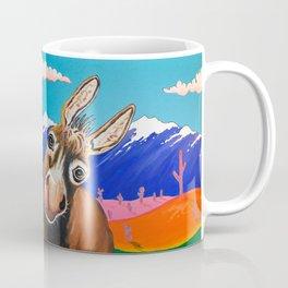 Happy Donkey Coffee Mug