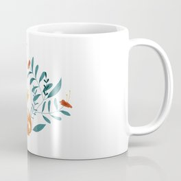 Renard fleuri Coffee Mug