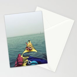 Tomales Bay Kayaking - Inverness, California Stationery Cards