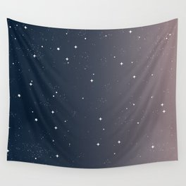 Keep On Shining - Peaceful Dusk Wall Tapestry