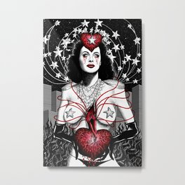 Dark Honeymoon Metal Print