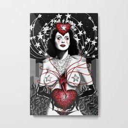 Dark Honeymoon Metal Print