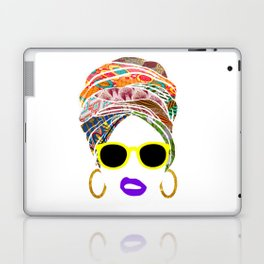Afritude 1 Laptop & iPad Skin