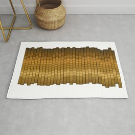 Stack Of Coins Rug