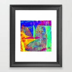 fantasy design ############## Framed Art Print