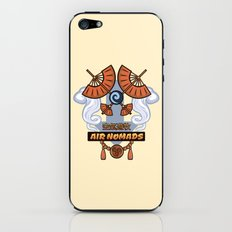 Avatar Nations Series - Air Nomads iPhone & iPod Skin