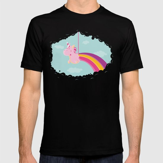 Licorne Piñata Black Version T-shirt