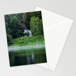 Lac Miroir Stationery Cards