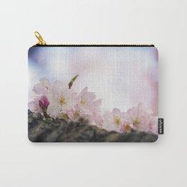 Yoshino Cherry Blossom - Sakura - Cherry Blossom Carry-All Pouch