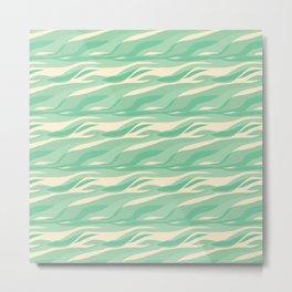 High sea Metal Print