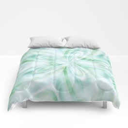 Seaspray Fractal Comforters
