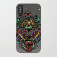 no face iPhone & iPod Cases featuring Face by Allison Fortuna