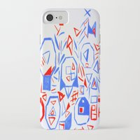 aliens iPhone & iPod Cases featuring Aliens by KalinaM