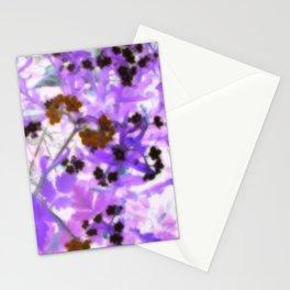 Softly Violet Stationery Cards