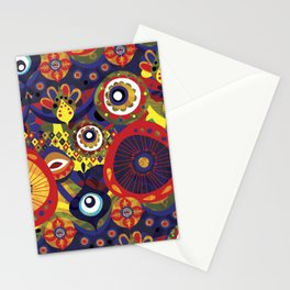 I will be protected (Matiasma) Stationery Cards