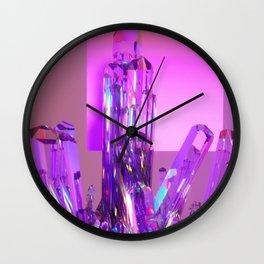 CRYSER Wall Clock