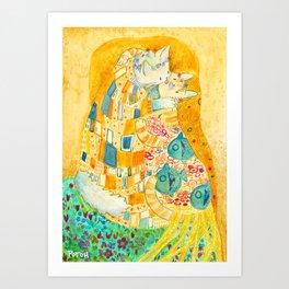 The Mlem Art Print