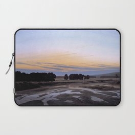 Caspar David Friedrich - The Grosse Gehege near Dresden Laptop Sleeve