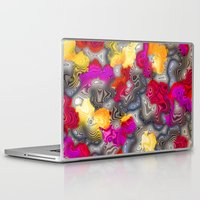 psychedelic Laptop & iPad Skins featuring Psychedelic by Pat Giancontieri -Artzlady-