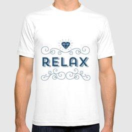 Relax grey T-shirt