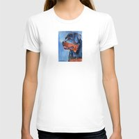 rottweiler T-shirts featuring Rottweiler by Doggyshop