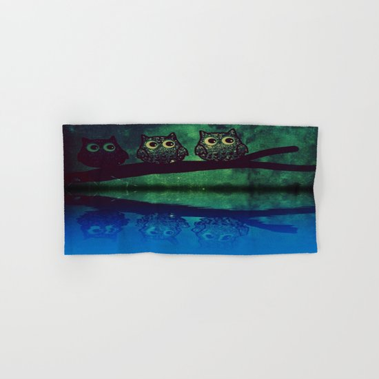 owl-271 Hand & Bath Towel