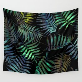 Reeya Tropical {Jade} Wall Tapestry