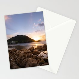 'Mauao' Mount Maunganui Stationery Cards