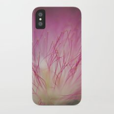 Mimosa Bloom iPhone X Slim Case