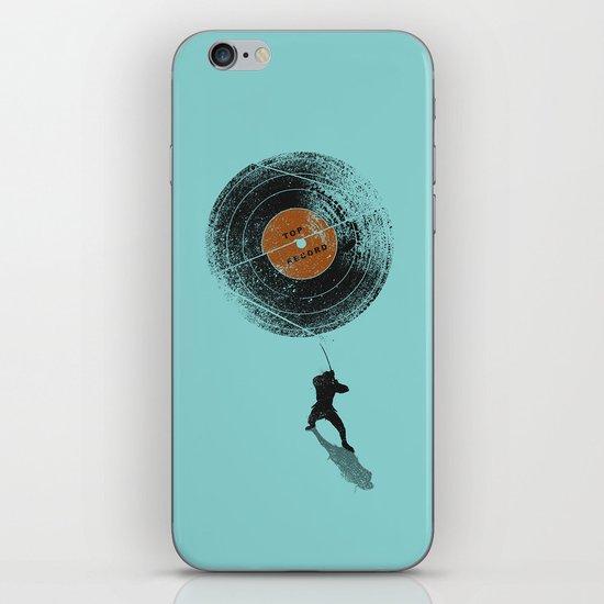Record Breaker iPhone & iPod Skin
