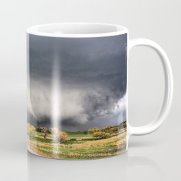 Tornado Day - Storm Touches Down in Northwest Oklahoma Coffee Mug