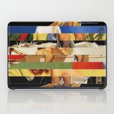 Glitch Pin-Up Redux: Jessica iPad Case