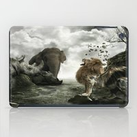 "beast iPad Cases featuring ""Beast"" by CreativExposure"