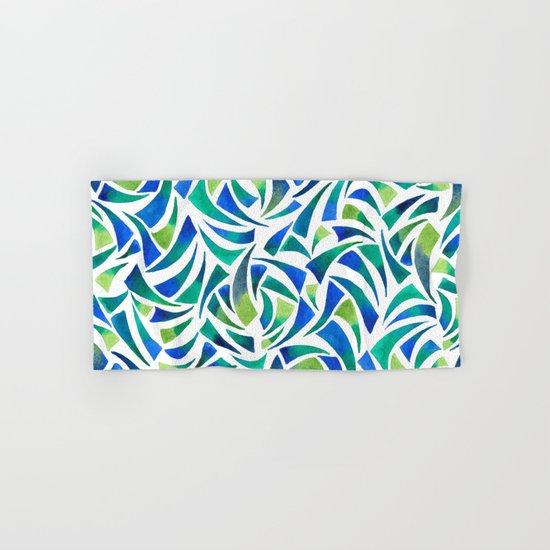 Sea Glass Hand & Bath Towel