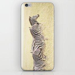 trois::kenya iPhone Skin