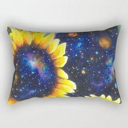 Outer and inner suns Rectangular Pillow