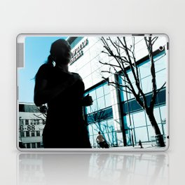 Keep on Running, Keep on Hiding Laptop & iPad Skin