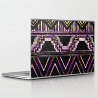 native american Laptop & iPad Skins featuring Native American by Ben Geiger