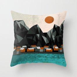 Peer Gynt - Grieg Throw Pillow
